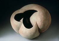 "Untitled, 1988, 17""x14""x11"", Ceramic"